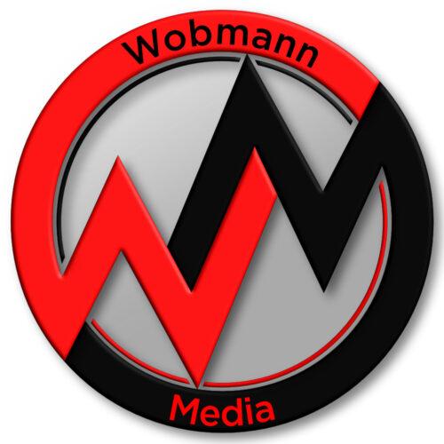 Logo Wobmann Media 3D