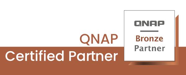 QNAP Certified Partner Bronze